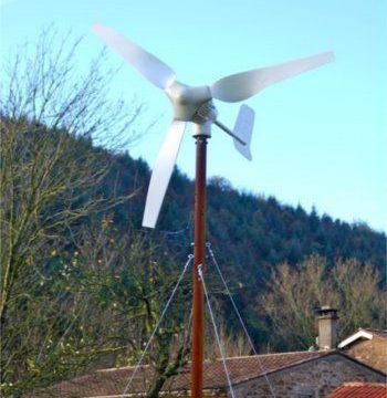 Faire installer une éolienne domestique :